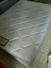 double bed mattress boxspring and frame Dade City, 33523