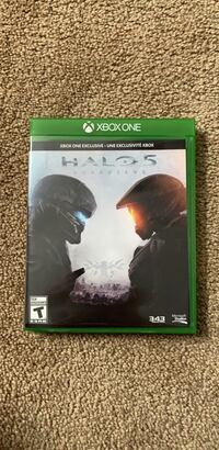 Halo 5 Xbox One Guelph, N1E 0H8