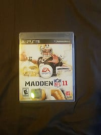 sony ps3 ea sports madden nf l11