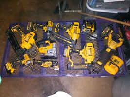 Tools lots of them
