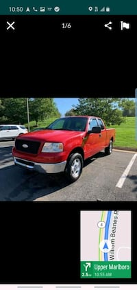 2006 Ford F-150 Washington