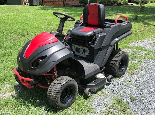 Mvp 7100 Mower Generator Atv Utv Gas Or Electric
