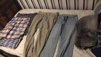 Men's branded Shorts and jeans Hamilton, L8W