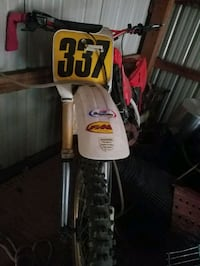 CR500 TWO STROKE FOR TRADE