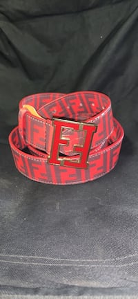 Men's Fendi belt