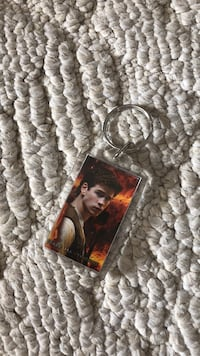 Hunger Games Gale keychain Calgary, T3L 2B5