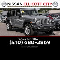2018 Jeep All-New Wrangler Unlimited Ellicott City