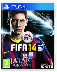 FIFA 14 til Playstation 4 Oslo, 0553