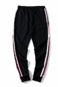 black and white Adidas track pants Oakland Park, 33334