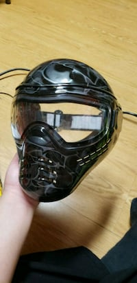 black and gray paintball mask Windham, 06226