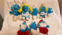 Smurf collection Duluth, 55811