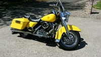 yellow and black touring motorcycle Spanaway, 98387