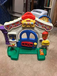 Fisher price laugh and learn house  Burke, 22015