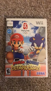Wii games mario and sonic at the olympic games Syracuse, 13204