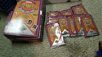 NBA basketball trading card collection Cottage Grove, 55016
