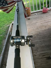 Fishing reel oiled n been sitting great condition Texas City, 77590