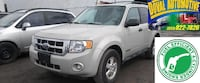 $4,995 · Safetied 2008 Escape-4WD, 4cyl Fuel Efficient, Leather Ottawa