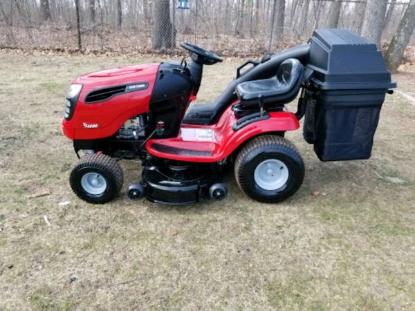 Craftsman Ys 4500 Riding Mower | Migrant Resource Network