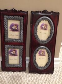 Picture frames. Set of two  Older but never used. Mississauga, L5M 4J3