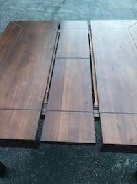 New wooden dining &kitchen table ( heavy duty ) Trumbull, 06611