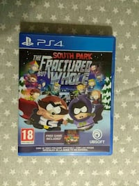 Videojuego ps4 south park Madrid