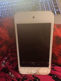 white iPhone 4 with case North Highlands, 95660