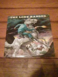 The Lone Ranger record  Midwest City, 73130