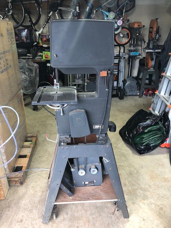 Craftsman Vertical Band Saw-Sander e5e8ce0b-c384-45e6-bb46-6c3785240c1d