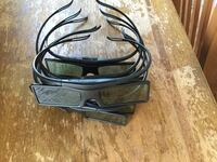 Samsung 3D glasses $12 each 6 available