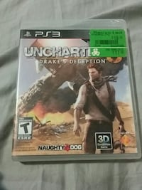 UNCHARTED 3: DRAKES DECEPTION PLAYSTATION 3 New Westminster, V3L 3T1