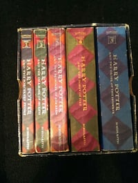 Harry Potter Book Series 1-5 Rosamond, 93560