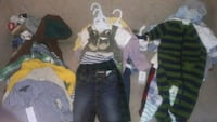 Baby clothing 6-12 months Edmonton, T5H 3Y7