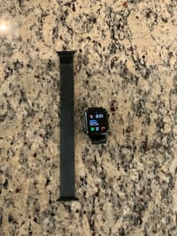 Apple series 3 cellular stainless steel l42 mm with apple Milanese loop band Huntsville, 35806