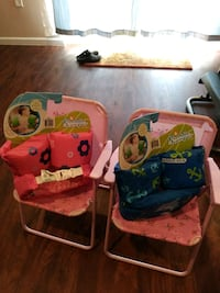 Chairs and life jackets Rockville, 20850