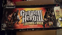 Guitar Hero 3 for PS2 Vancouver, V5R