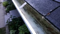 Contracting Gutter cleaning