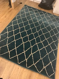 5x7 Area Rug *Brand New - Never Used* New York, 10036