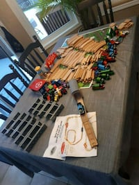 Thomas the tank train and accessories lot  549 km
