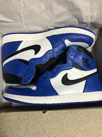Jordan 1 Game Royal size 10.5 Winnipeg, R3E