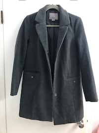 Vera Moda grey button up jacket ( linger style) Surrey, V3Z 9M3