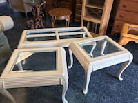 Coffee table and end tables  Janesville, 53548