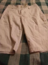 white cargo shorts Gobles, 49055