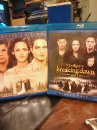 Breaking Dawn part 1&2  Urbana, 43078