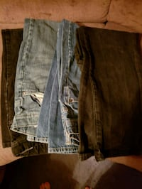 4 pair of Jean's size 14  Baxter, 38544