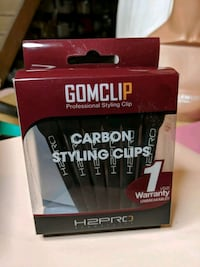 Carbon Styling Clips