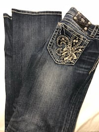 Miss Me boot cut jeans size 30 Lake Charles, 70605