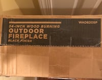 "Fire pit, 34"" New In Box Centreville, 20120"