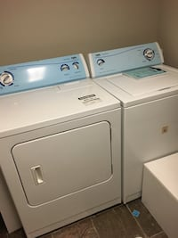 Washer dryer band new never been used Edmonton, T5G 0C7