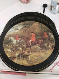 Round trivets or place mats Midwest City