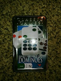 Double Nine Color Dot Dominoes Groveport, 43125